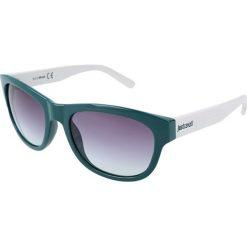 """Okulary przeciwsłoneczne damskie aviatory: Okulary przeciwsłoneczne """"JC559S 96P"""" w kolorze zielonym"""