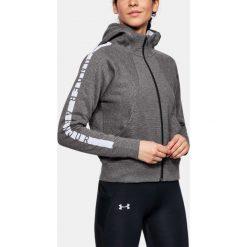 Odzież sportowa damska: Under Armour Bluza damska BETTER EUROPE FLEECE FZ szara r. S (1320606-019)