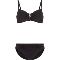 Stroje kąpielowe damskie: LASCANA LAPIZ Bikini black