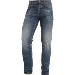 Nudie Jeans TILTED TOR Jeansy Slim Fit bright contrasts. Niebieskie jeansy męskie relaxed fit Nudie Jeans. Za 579,00 zł.