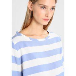 Bluzki asymetryczne: Freequent DANI Bluzka forever blue/off white