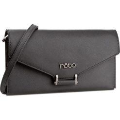 Torebka NOBO - NBAG-D3410-C020 Czarny. Czarne torebki klasyczne damskie Nobo, ze skóry ekologicznej. W wyprzedaży za 109,00 zł.