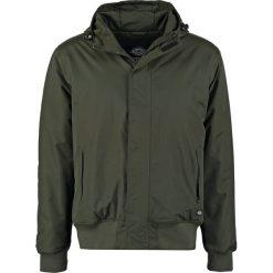 Dickies CORNWELL Kurtka zimowa olive green. Szare kurtki męskie zimowe marki Dickies, z dzianiny. Za 369,00 zł.