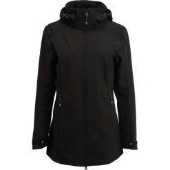 Icepeak LINNEA Kurtka Softshell black. Czarne kurtki damskie Icepeak, z elastanu. W wyprzedaży za 284,25 zł.