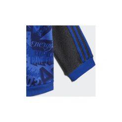 Spodnie dresowe dziewczęce: Zestawy dresowe adidas  Dres z materiału frotté Basketball