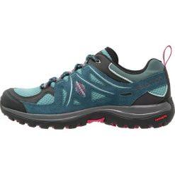 Salomon ELLIPSE 2 AERO  Obuwie hikingowe artic/reflecting pond/sangria. Niebieskie buty trekkingowe damskie Salomon, z gumy, outdoorowe. Za 389,00 zł.