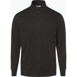 Mc Earl - Męska koszulka polo, szary. Szare koszulki polo Mc Earl, m, z bawełny, z długim rękawem. Za 119,95 zł.