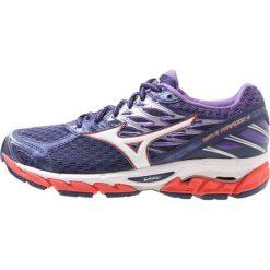Buty sportowe damskie: Mizuno WAVE PARADOX 4 Obuwie do biegania Stabilność patriot blue/white/hot coral
