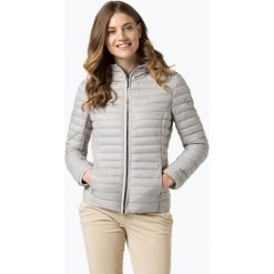 Bomberki damskie: Frieda & Freddies - Damska kurtka pikowana, beżowy