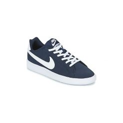 Buty Dziecko Nike  COURT ROYALE GRADE SCHOOL. Niebieskie trampki chłopięce Nike. Za 219,00 zł.