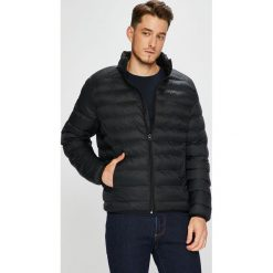 Mustang - Kurtka. Czarne kurtki męskie pikowane marki Mustang, l, z bawełny, z kapturem. Za 299,90 zł.