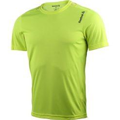 T-shirty męskie: koszulka do biegania męska REEBOK RUNNING ESSENTIALS SHORT SLEEVE TEE / AO3508 – REEBOK RUNNING ESSENTIALS SHORTSLEEVE TEE