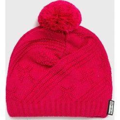 Viking - Czapka Montana. Czerwone czapki zimowe damskie marki Viking, na zimę, z dzianiny. Za 99,90 zł.
