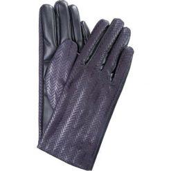 Rękawiczki damskie: Rękawiczki z jodełką