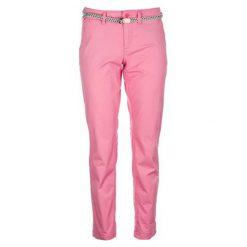 S.Oliver Spodnie Chinos Damskie 40 Różowe. Czerwone chinosy damskie S.Oliver, z jeansu. W wyprzedaży za 169,00 zł.
