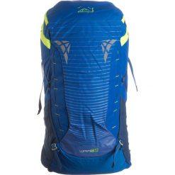 """Plecak """"Lunster"""" w kolorze niebieskim - 30 x 50 x 20 cm. Niebieskie plecaki męskie Elementerre, w paski, z materiału. W wyprzedaży za 117,95 zł."""