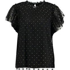 Bluzki asymetryczne: YAS YASLUSH  Bluzka black