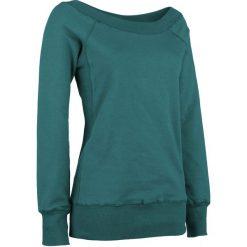 Bluzy damskie: Forplay Sweater Bluza damska niebieski (Petrol)