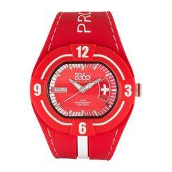 """Zegarki męskie: Zegarek """"1210008"""" w kolorze czerwonym"""