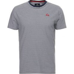 T-shirty męskie z nadrukiem: La Martina STRIPED Tshirt z nadrukiem navy/optic white