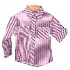 Primigi Koszula Chłopięca 86 Wielokolorowy. Różowe koszule chłopięce marki Primigi. Za 130,00 zł.