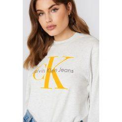 Odzież damska: Calvin Klein Bluza Honora True Icon - Grey