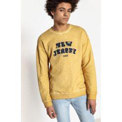 Bluzy chłopięce: Bluza oversize z moltonu z nadrukiem 10-16 lat
