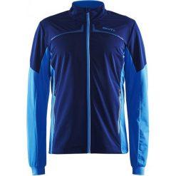 Craft Kurtka Do Narciarstwa Biegowego Intensity Blue S. Niebieskie kurtki do biegania męskie Craft, m. W wyprzedaży za 359,00 zł.