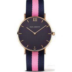 Zegarek unisex Paul Hewitt Sailor PH-SA-G-ST-B-NLP-20. Czarne zegarki damskie Paul Hewitt. Za 548,00 zł.