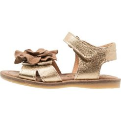 Sandały chłopięce: Bisgaard Sandały gold
