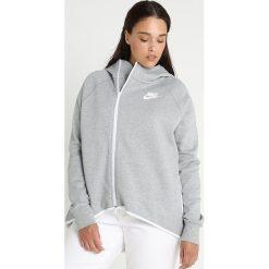 Nike Sportswear Bluza rozpinana grey heather/white. Szare bluzy rozpinane damskie Nike Sportswear, z bawełny. Za 459,00 zł.