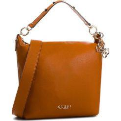Torebka GUESS - HWVG70 97020 COG. Brązowe torebki klasyczne damskie Guess, z aplikacjami, ze skóry ekologicznej. Za 629,00 zł.