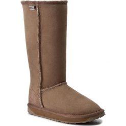 Buty EMU AUSTRALIA - Platinum Stinger Hi WP10001 Mushroom. Brązowe buty zimowe damskie EMU Australia, z gumy. W wyprzedaży za 549,00 zł.
