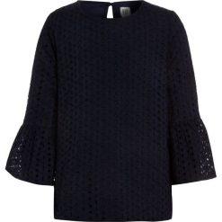 GAP GIRLS EYE BELL  Bluzka navy uniform. Niebieskie t-shirty chłopięce GAP, z bawełny. Za 129,00 zł.