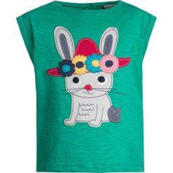 Odzież damska: Frugi KIDS SOPHIA SLUB  Tshirt z nadrukiem jungle green