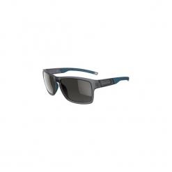 Okulary przeciwsłoneczne MH 580 kategoria 3. Szare okulary przeciwsłoneczne damskie aviatory QUECHUA, z gumy. Za 79,99 zł.
