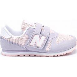 Buty sportowe dziewczęce: New Balance – Buty dziecięce KA373P1Y