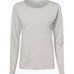 Marie Lund - Damska koszulka z długim rękawem, szary. Szare t-shirty damskie Marie Lund, xs, z bawełny. Za 89,95 zł.
