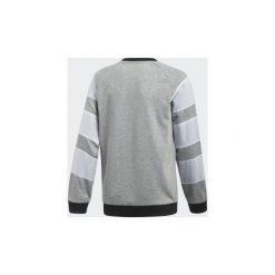 Bluzy Dziecko adidas  Bluza EQT Crew. Szare bluzy dziewczęce marki Adidas. Za 229,00 zł.
