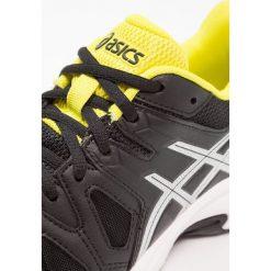 ASICS GELGAME Obuwie multicourt black/silver/sulphur spring. Czarne buty do tenisu damskie marki Asics. Za 229,00 zł.