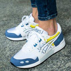 Buty Asics Gel-Lyte OG (HN7F6-0101). Białe buty sportowe damskie marki Asics, z materiału, asics gel lyte. Za 199,99 zł.