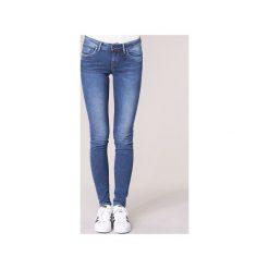 Jeansy skinny Pepe jeans  SOHO. Szare jeansy damskie skinny marki Pepe Jeans, m, z jeansu, z okrągłym kołnierzem. Za 314,10 zł.