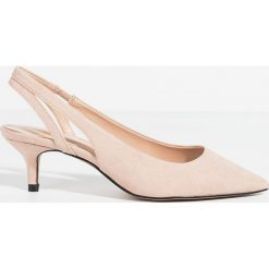 Buty ślubne damskie: Parfois - Czółenka