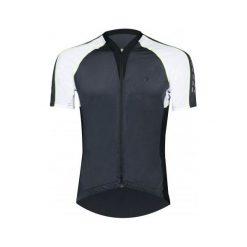 Newline  Koszulka rowerowa Bike Vent czarna r. M. Białe odzież rowerowa męska marki Adidas, l, z jersey, do piłki nożnej. Za 289,95 zł.