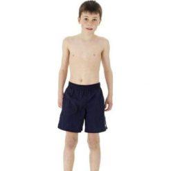 Speedo Spodenki, szorty kąpielowe Speedo Solid Leisure Junior 8-356917780 - 8-356917780*XL. Zielone szorty męskie marki TRIBORD, z materiału, sportowe. Za 56,77 zł.