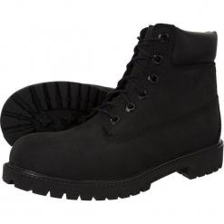 Buty dziecięce 6 In Prem Wp 907 czarne r. 37.5. Czarne buciki niemowlęce marki Timberland, na zimę. Za 561,38 zł.