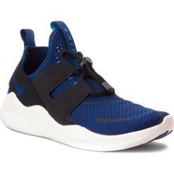 Buty NIKE - Free Rn Cmtr 2018 AA1620 400 Blue Void/Blue Void/Black. Niebieskie buty do biegania męskie Nike, z materiału. W wyprzedaży za 329,00 zł.