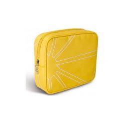 Donegal KOSMETYCZKA damska żółta  4953. Żółte kosmetyczki damskie Donegal. Za 15,78 zł.