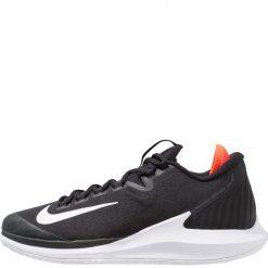 Nike Performance COURT AIR ZOOM HC Obuwie multicourt black/white/bright crimson. Czarne buty do tenisa męskie marki Nike Performance, l, z materiału. Za 509,00 zł.