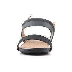 Sandały Geox  D Formosa C D7293C-0SKBV-C9999. Czarne sandały damskie Geox. Za 259,80 zł.